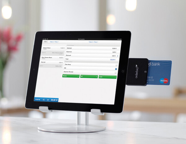 orderbird chooses Wirecard's Mobile Card Reader Solution