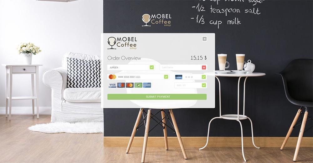 Paymentpage Moebel