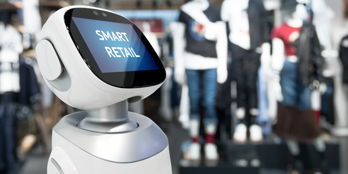 Robotics in retail