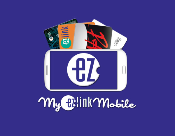 EZ-Link - Mobile phone as a top up terminal
