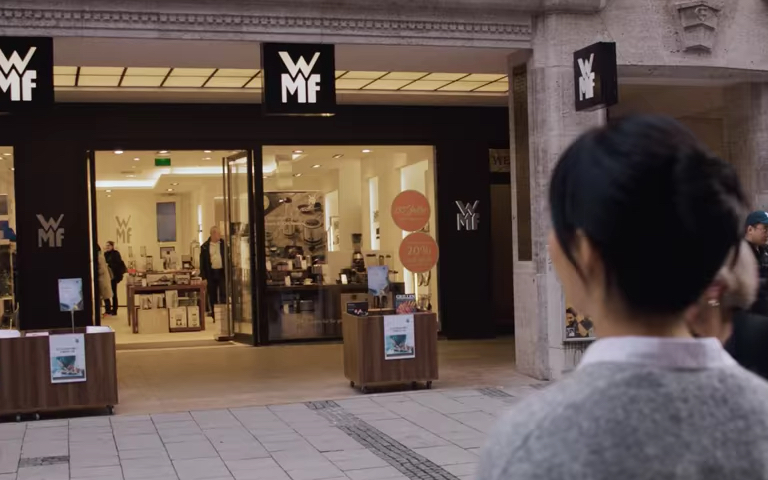 WMF Group – Integration of an omnichannel shopping solution in WMF stores
