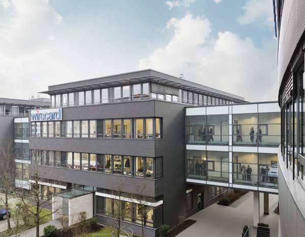 Head office Wirecard AG