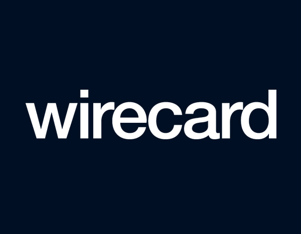 Wirecard Logo white