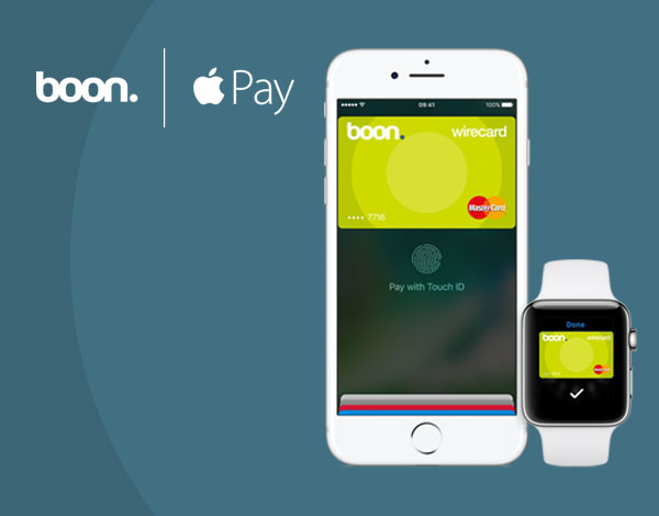 boon. with Apple Pay is coming to Switzerland