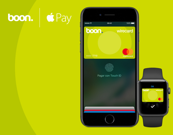 Wirecard now offering boon with Apple Pay in Spain