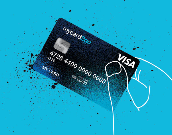 Visa Karte Prepaid.Wirecard Launches New Prepaid Visa Card Mycard2go